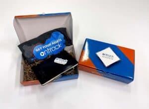 ontrack gift blue/orange