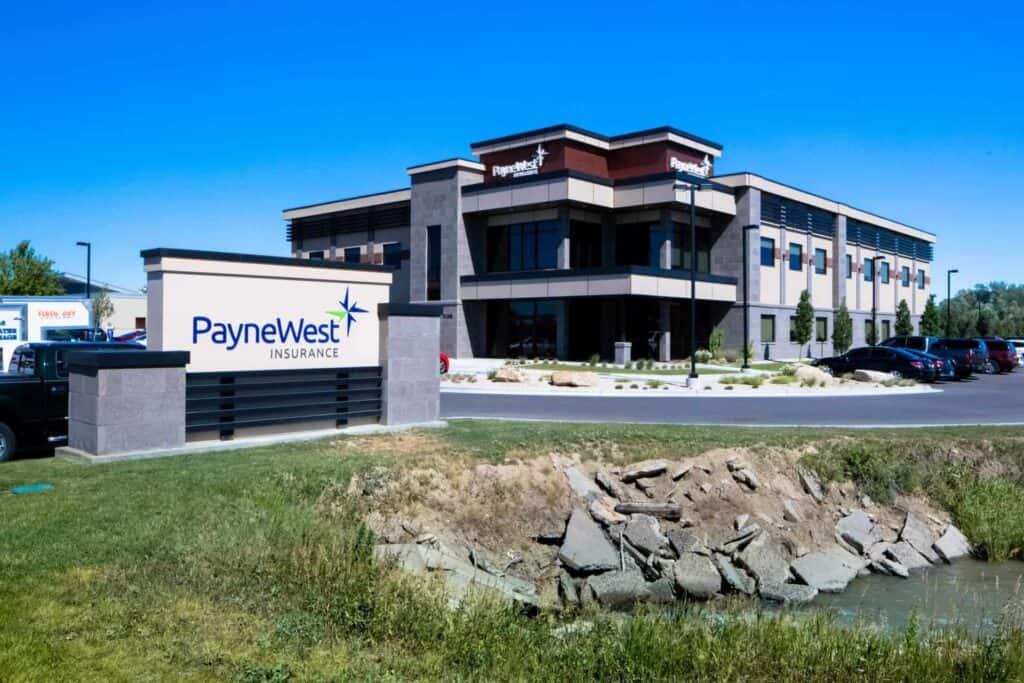 paynewest building