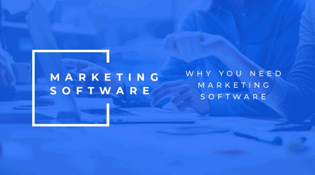 header for marketing software