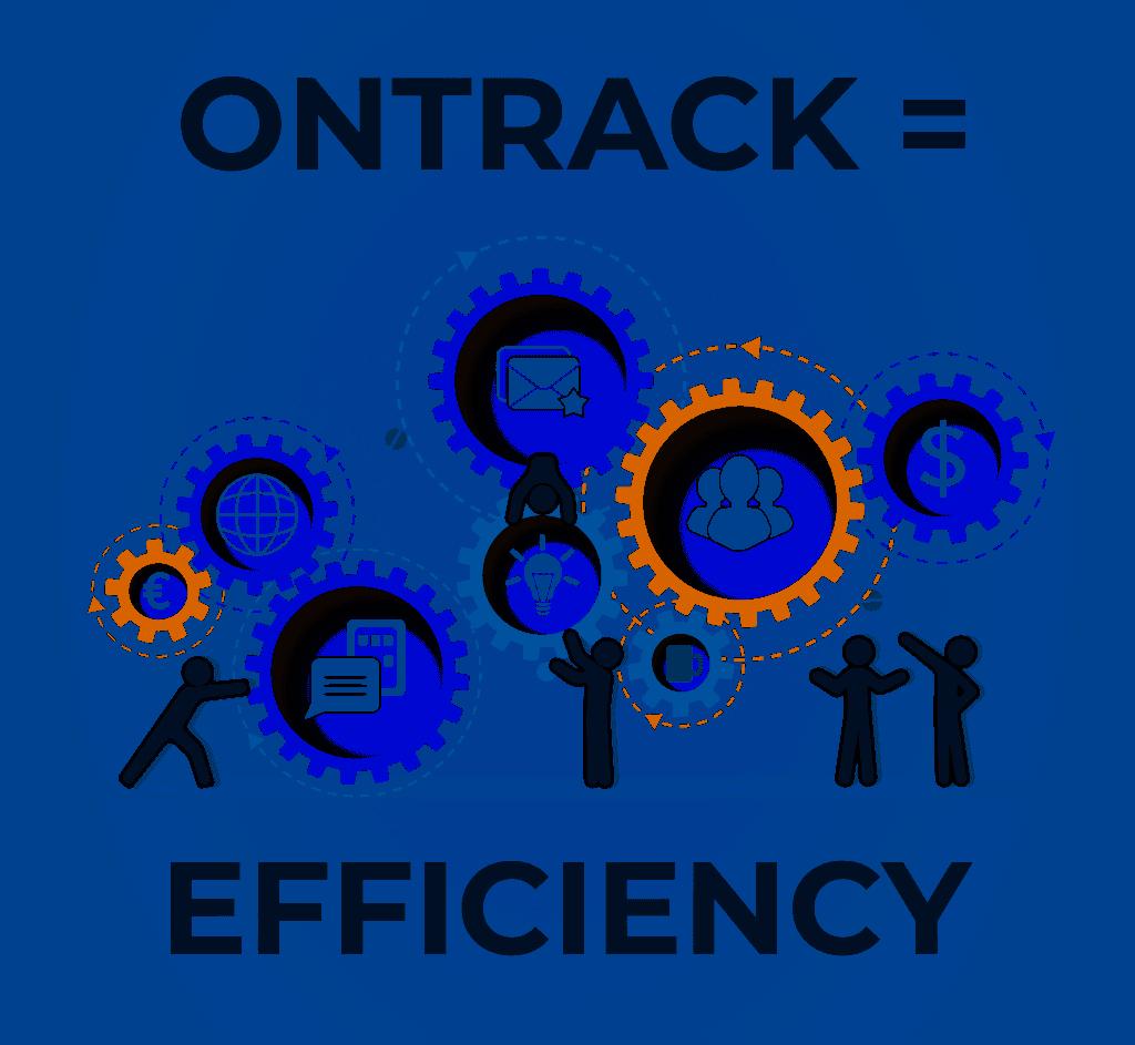 ontrack = efficiency image