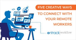 creative ways to connect blog image