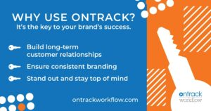 Ontrack is the key to your brand success